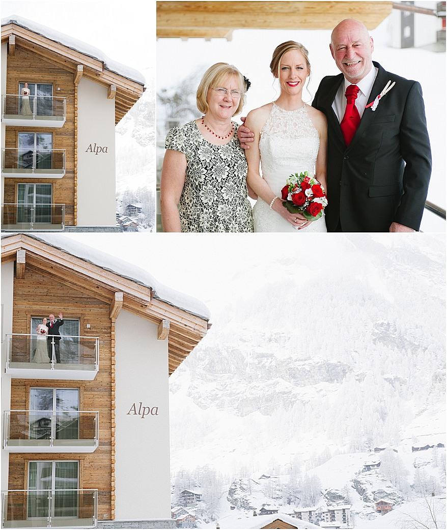 wedding in Zermatt 11 Zermatt Wedding