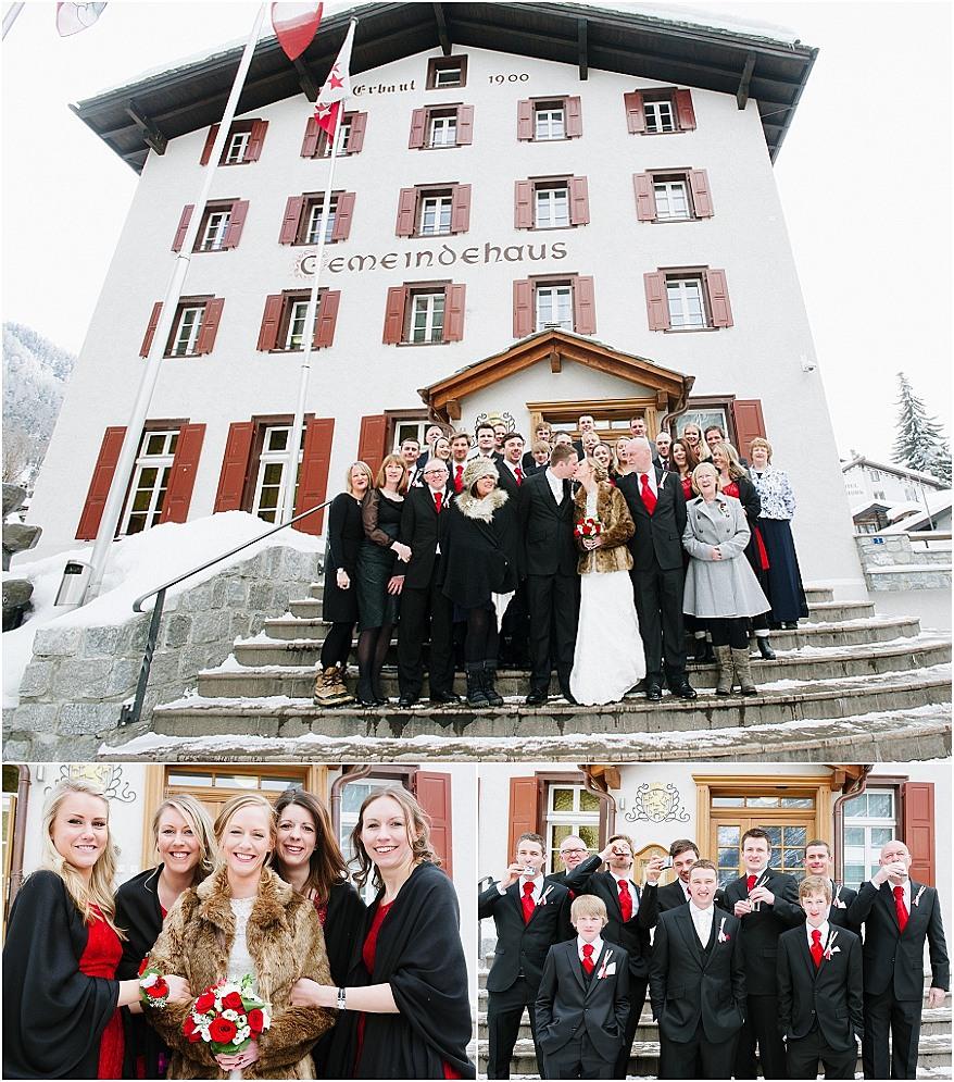 wedding in Zermatt 23 Zermatt Wedding