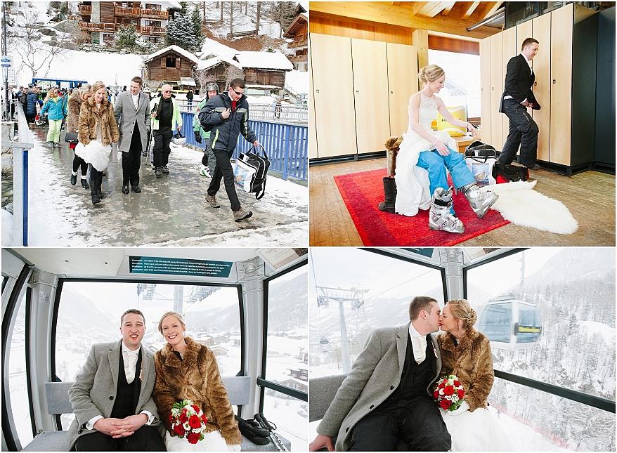 wedding in Zermatt 25 Zermatt Wedding