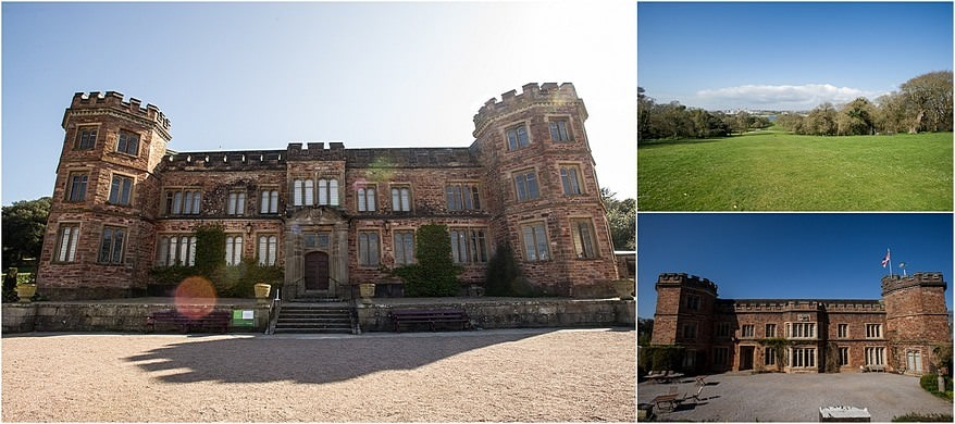 wedding at mount edgcumbe house 9