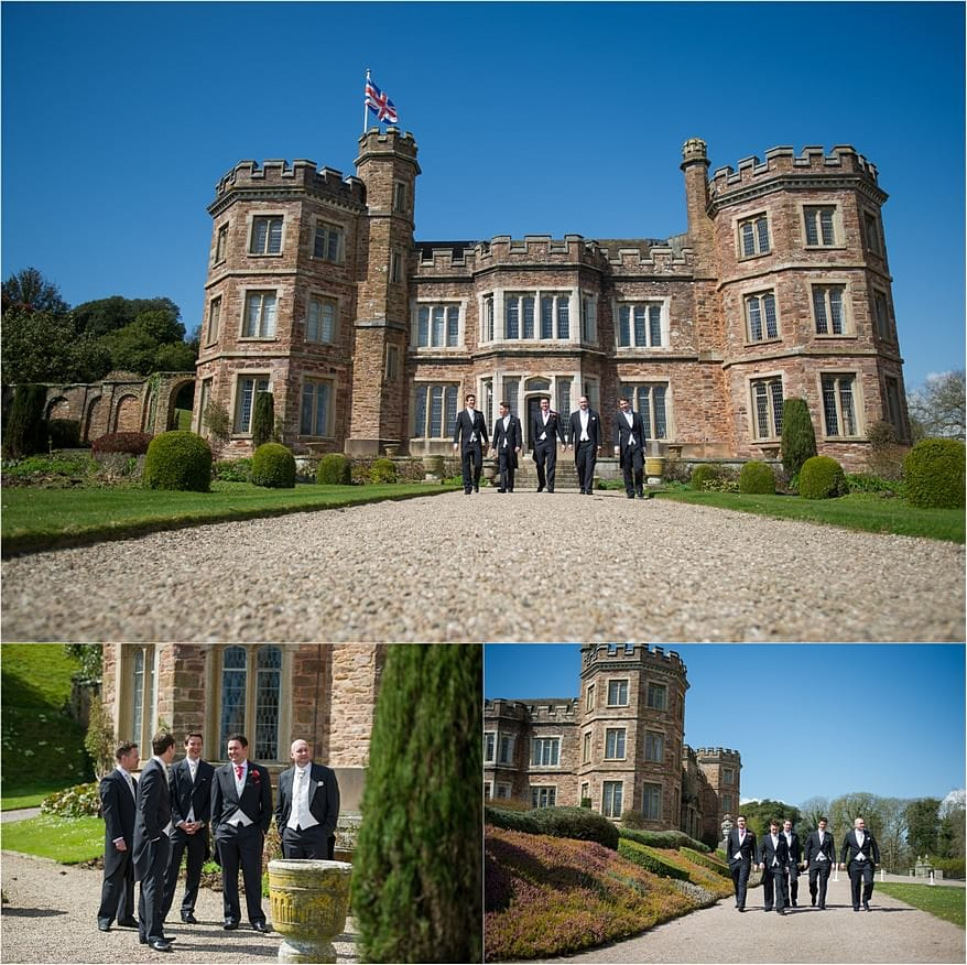 wedding at mount edgcumbe house 2