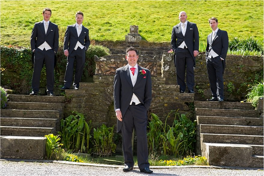 wedding at mount edgcumbe house 1
