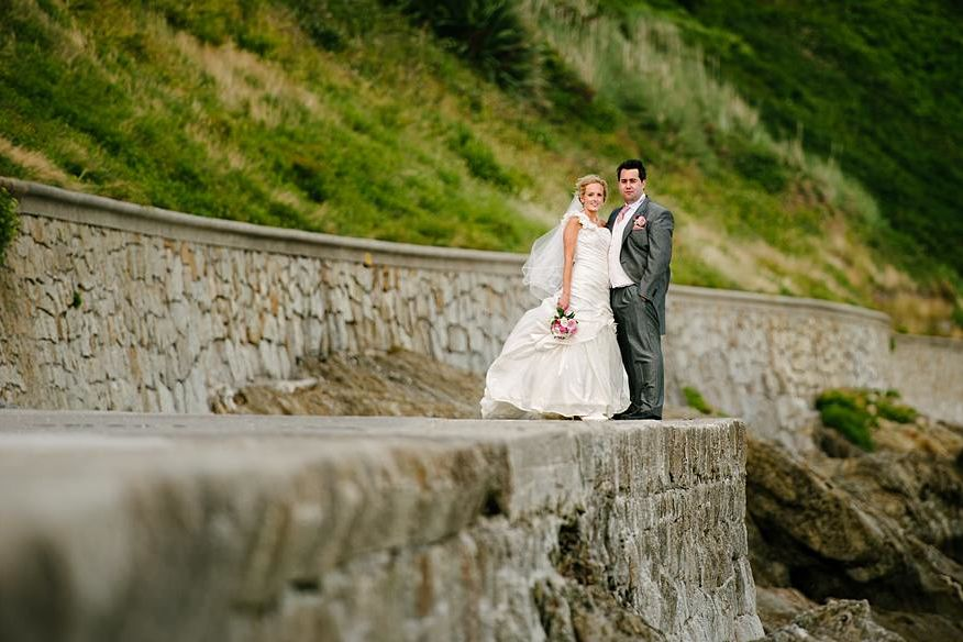 Falmouth Hotel Wedding