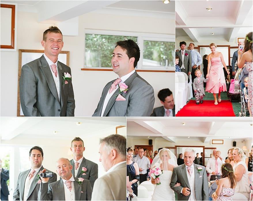Falmouth Hotel Wedding 1