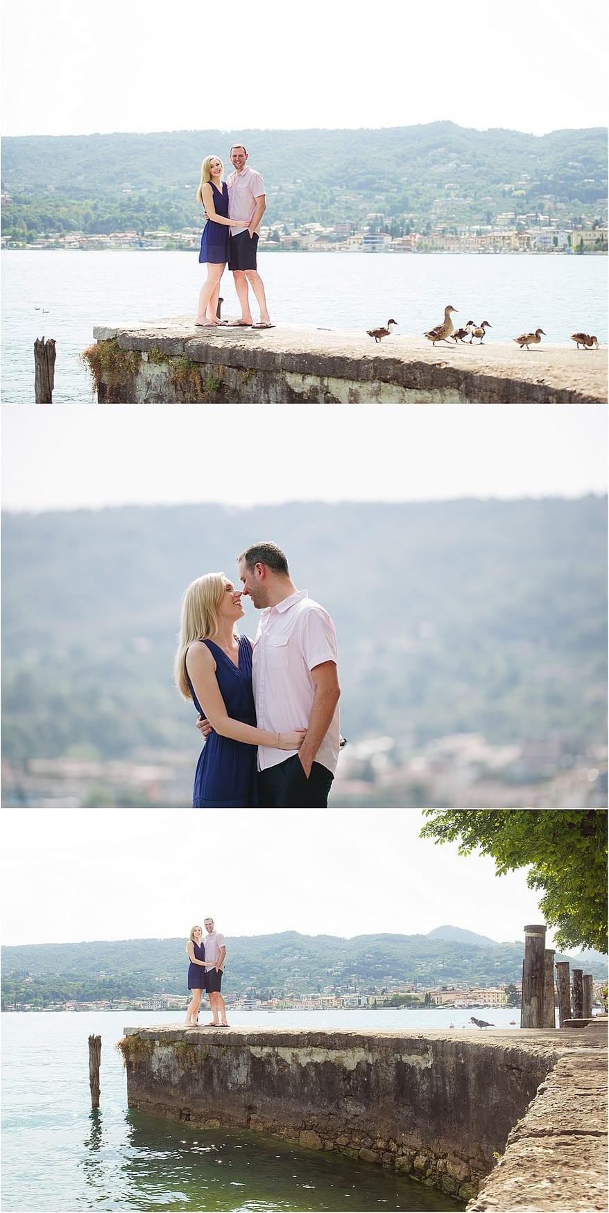 Engagement session in Lake Garda 6 Lake Garda wedding photographer