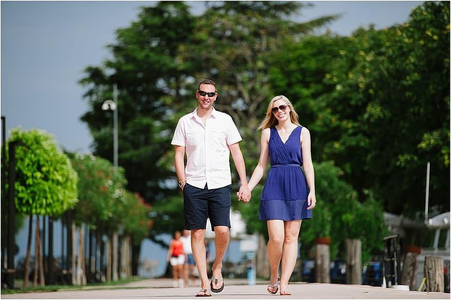 Engagement session in Lake Garda 7 Lake Garda wedding photographer