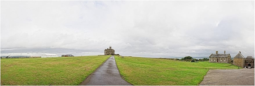 Pendennis Castle wedding photography