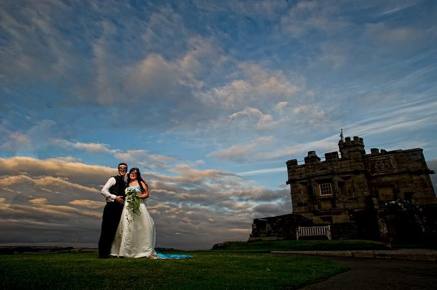Pendennis Castle wedding photography 1 pendennis castle weddings