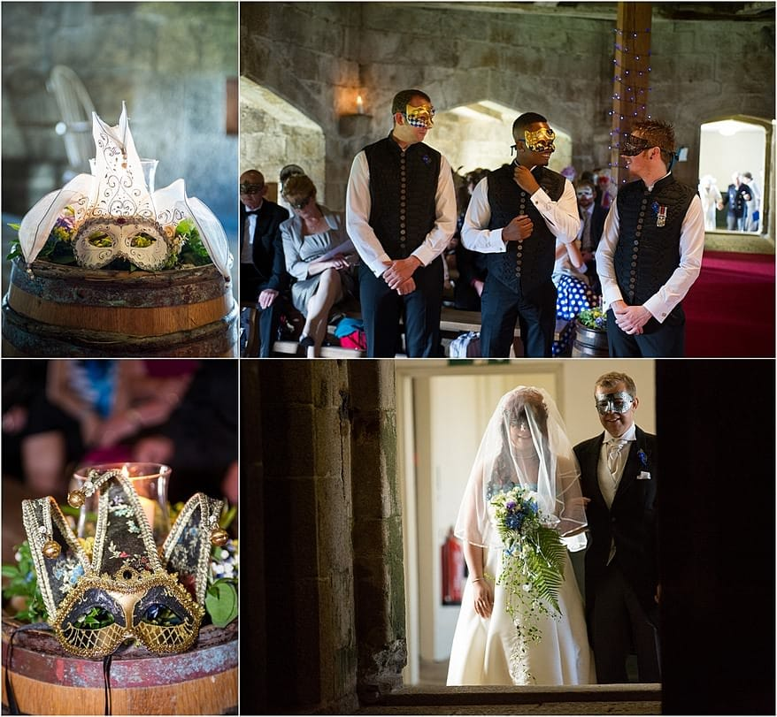 Pendennis Castle wedding photography 8 pendennis castle weddings