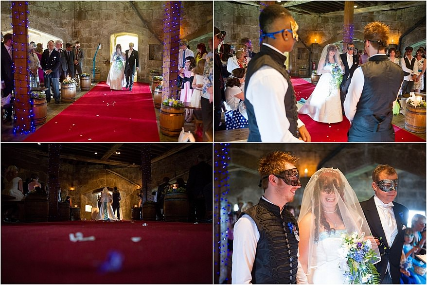 Pendennis Castle wedding photography 9 pendennis castle weddings