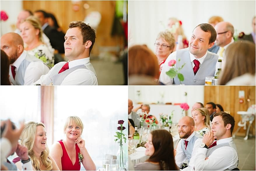 candid shots of the bridal party