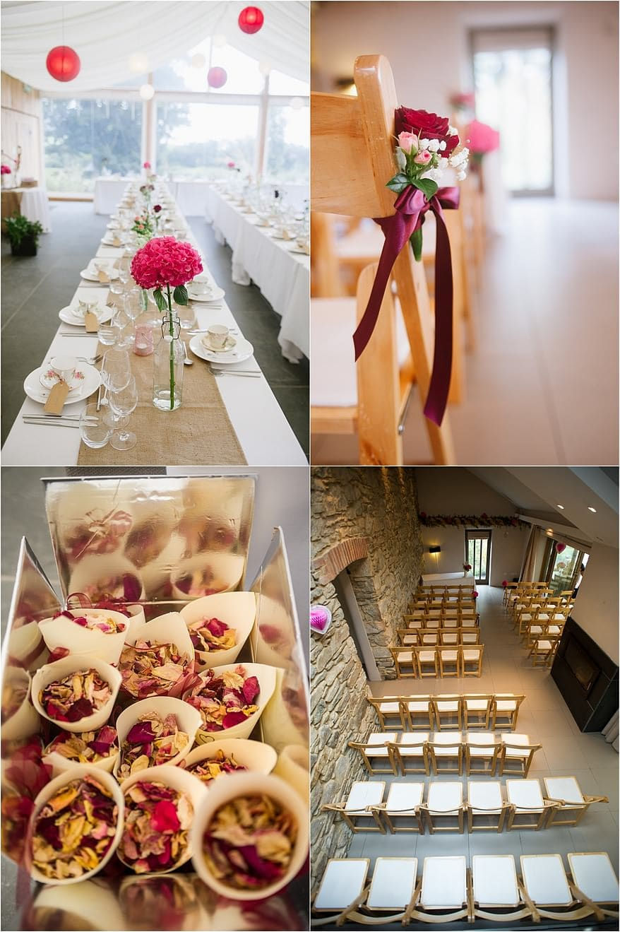 pictures of the wedding venue