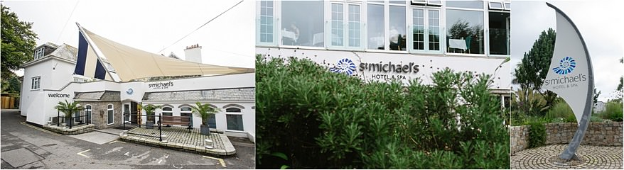 St Michaels Hotel & Spa in Falmouth