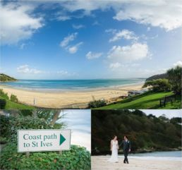 Carbis Bay Hotel Wedding Photographer 1 Cornwall Wedding Venues