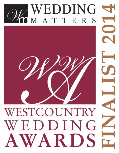 Finalist in the Westcountry wedding Awards 2014_1_Paul Keppel Photography