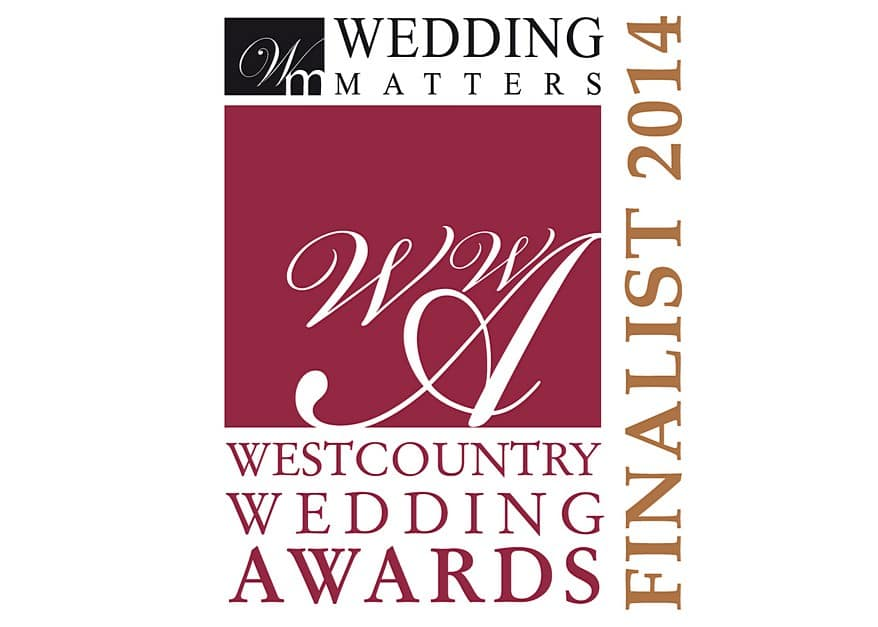 Finalist in the Westcountry wedding Awards 2014_2_Paul Keppel Photography