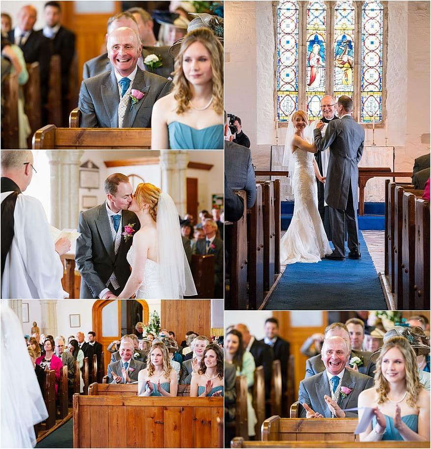weddings at St Allen Church