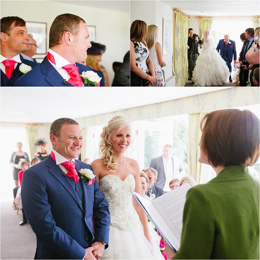 One of the best Trebah Garden wedding Photographs
