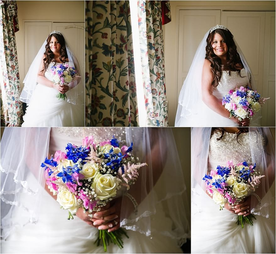 Wedding Flowers at Budock Vean