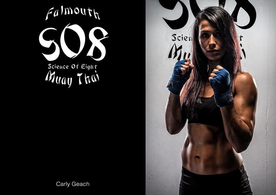 SO8 Muay Thai boxing fighters 2 Falmouth Thai Boxing gym
