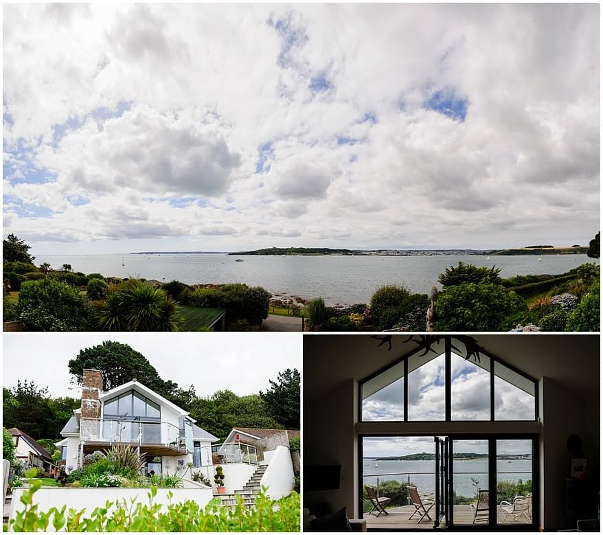 Tregwylan house in St Mawes