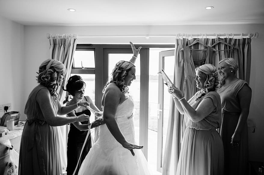 wedding photographer finalist at the South West wedding awards 2015 2 St Mawes Castle wedding