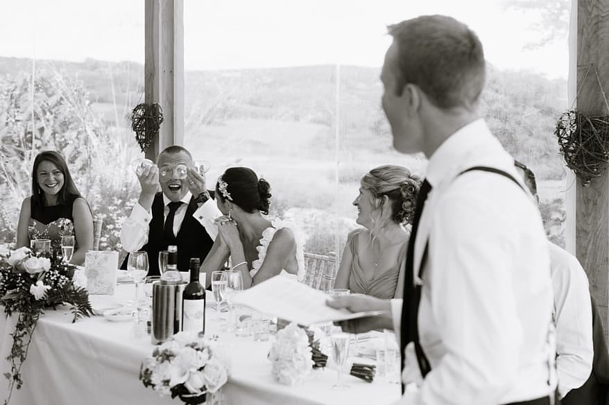 wedding photographer finalist at the South West wedding awards 2015 7 Trevenna Barns wedding