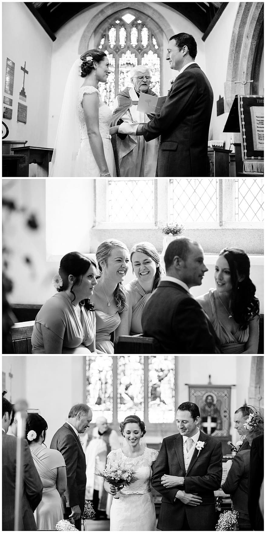 getting married at Perranwell Church