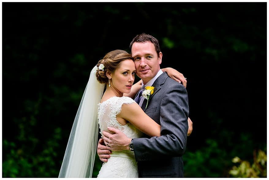 wedding photographs at the rose in vale country hotel