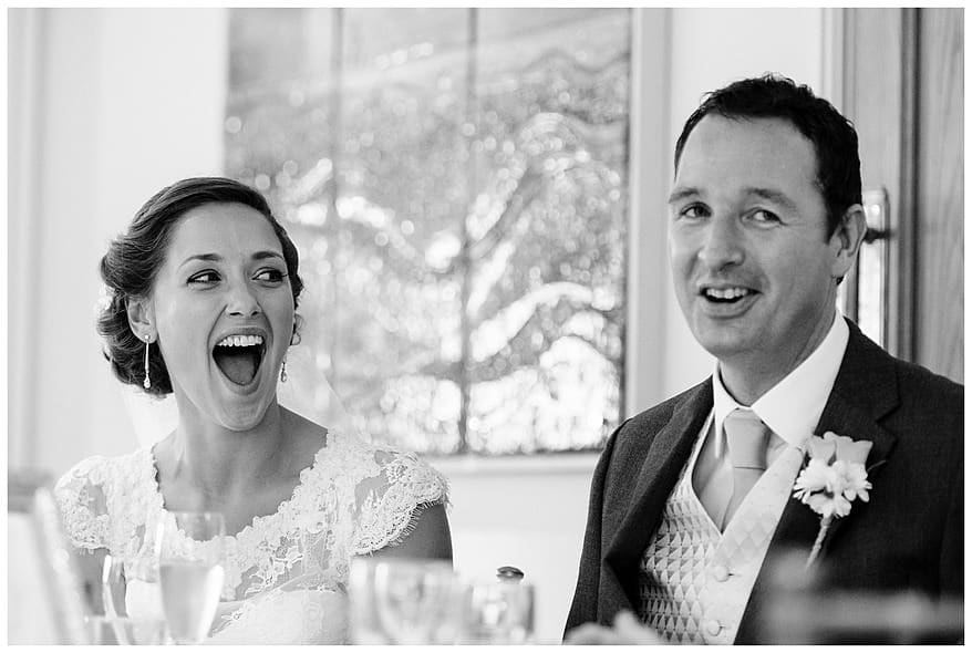 candid wedding photography at the rose in vale hotel
