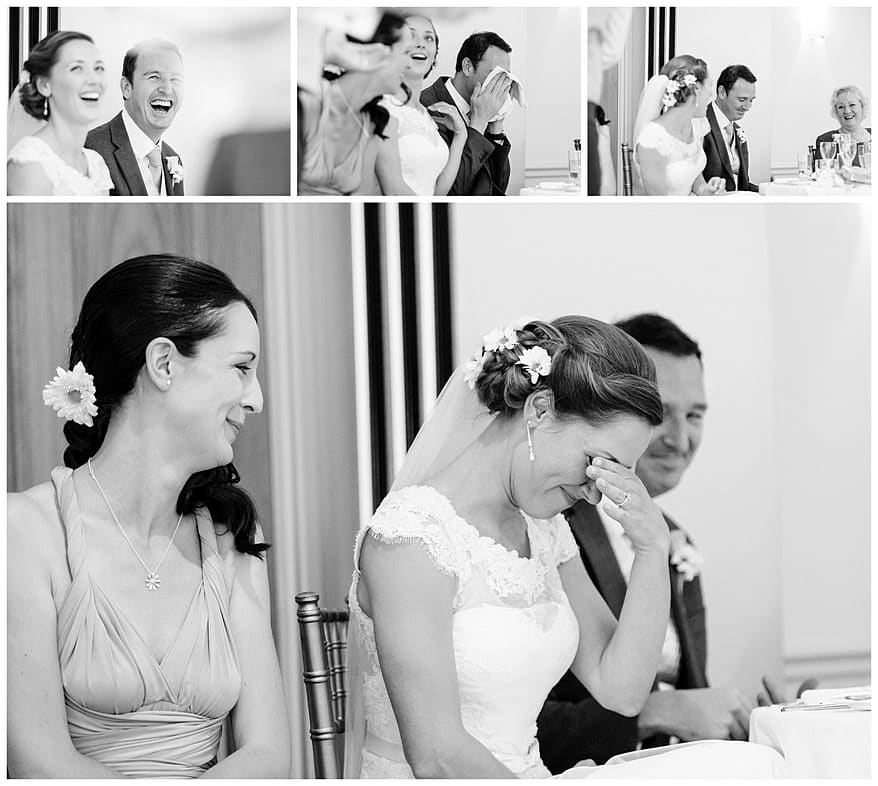 The rose in vale hotel wedding speeches by the best man