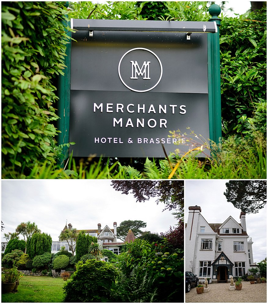 Wedding at the Merchants Manor in Falmouth