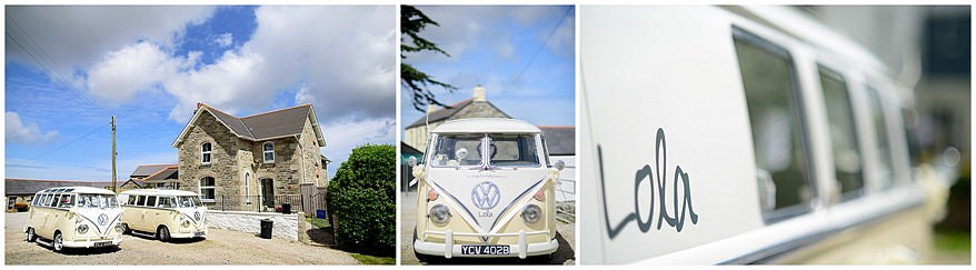 Strawberry leisure campervans in Cornwall