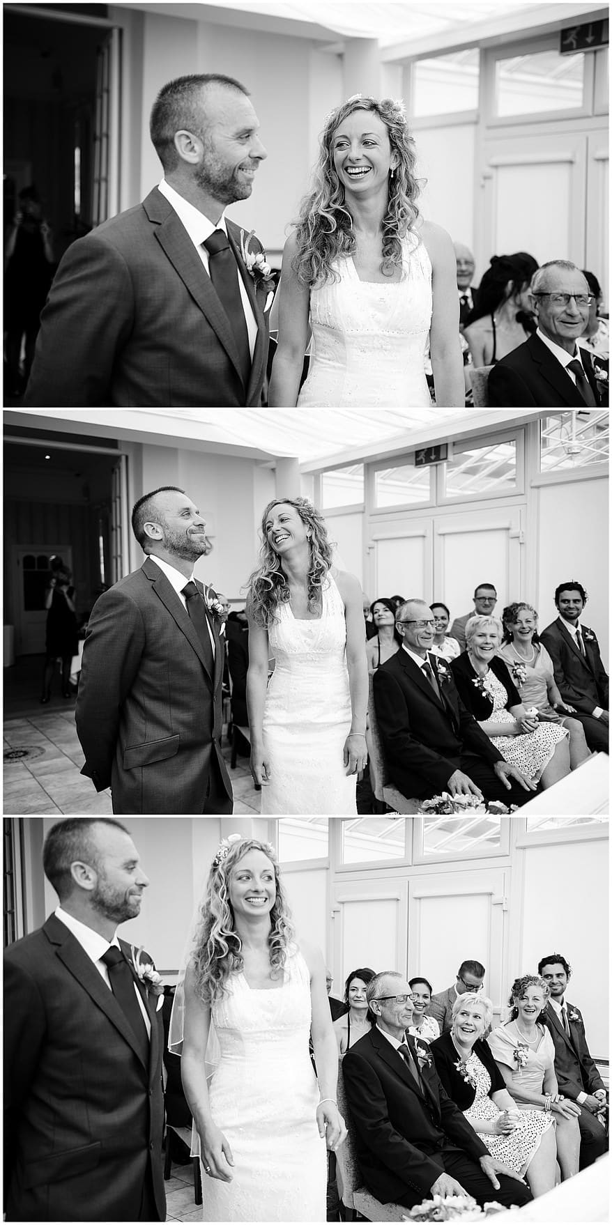 Carbis bay hotel wedding ceremony