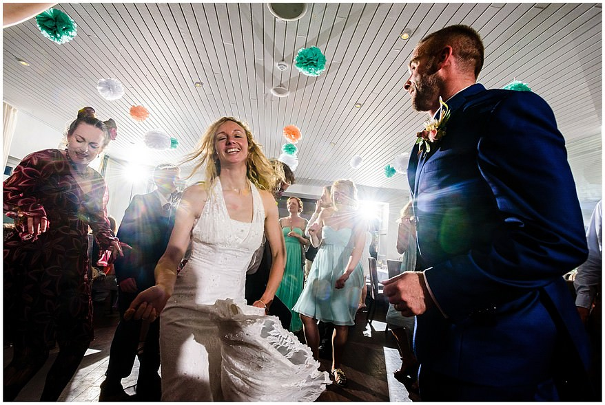 first dance wedding photographs at the carbis bay hotel