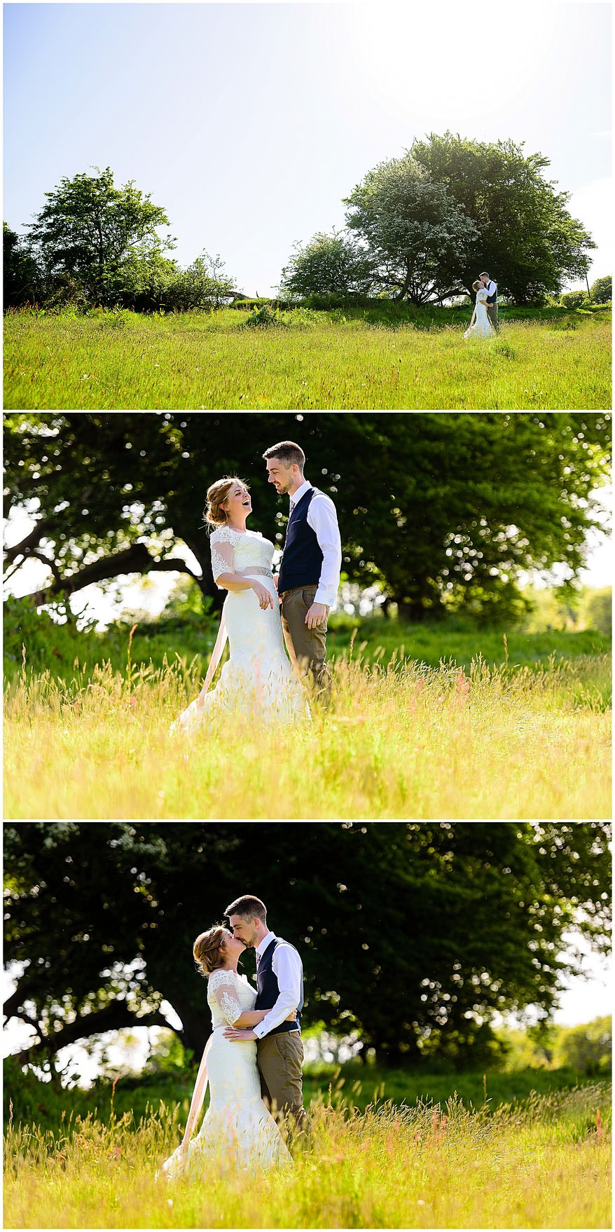 Trevenna barns wedding photographer in St Neot