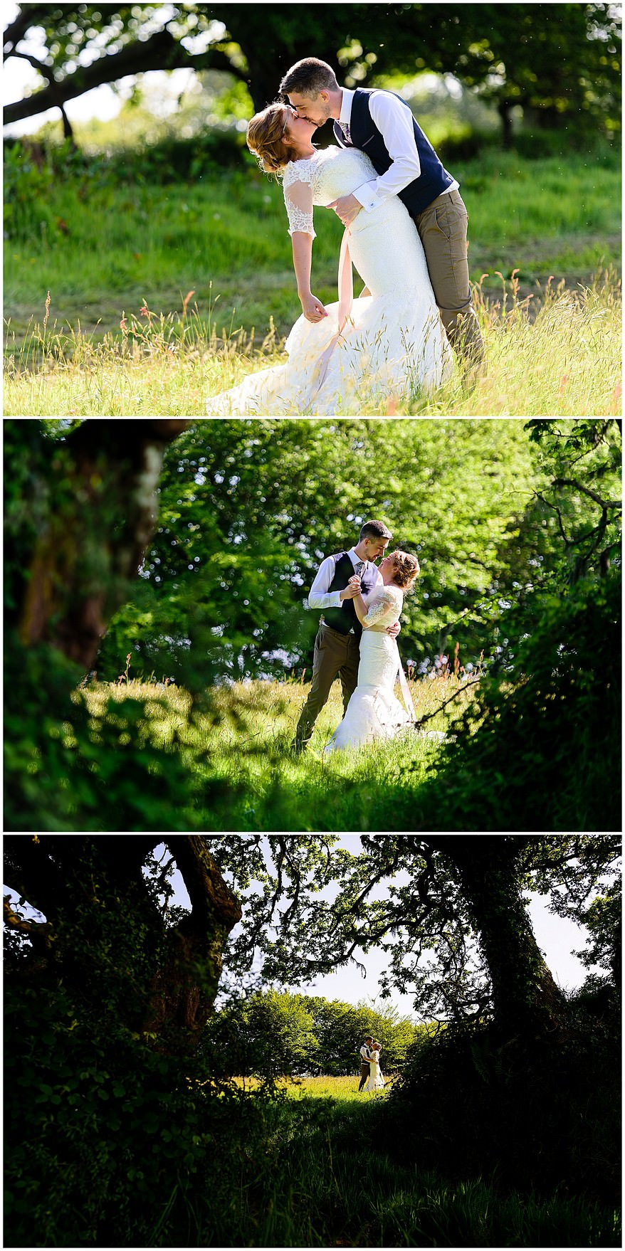 Trevenna barns recommended wedding photographer