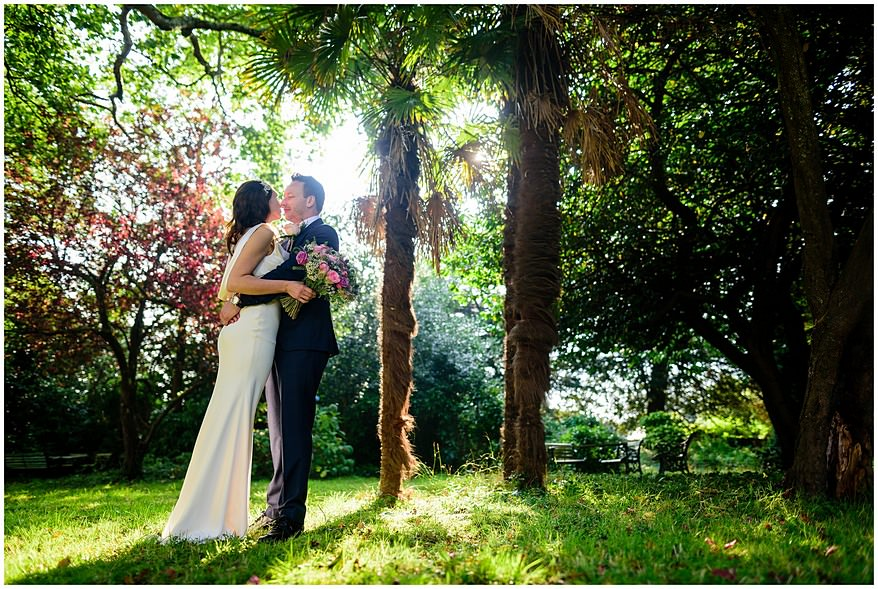 October wedding at the alverton hotel