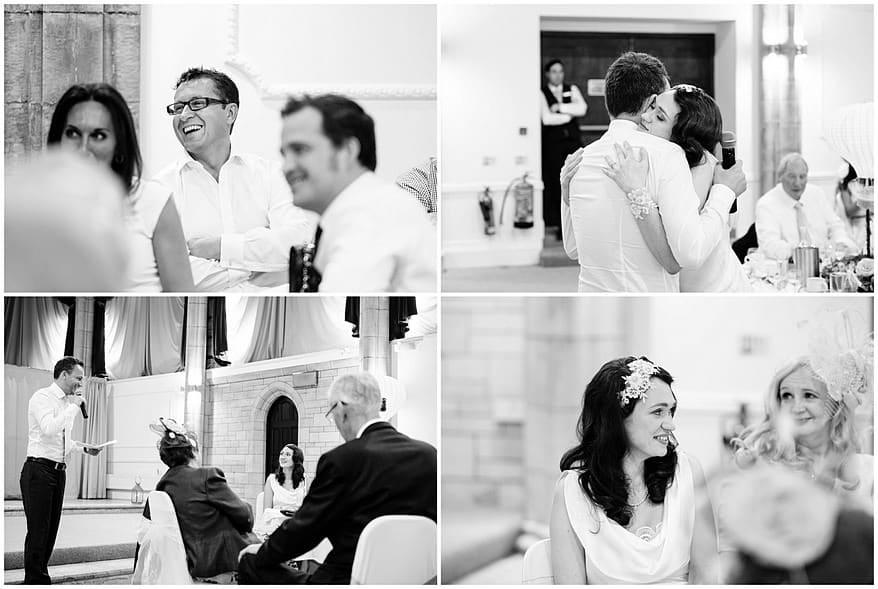 wedding speeches at the alverton hotel