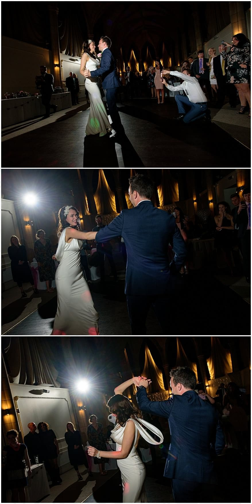 first dance photographs at the alverton hotel