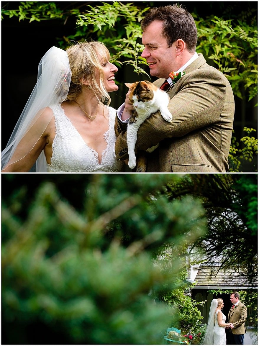natural wedding photography for a village fete themed wedding
