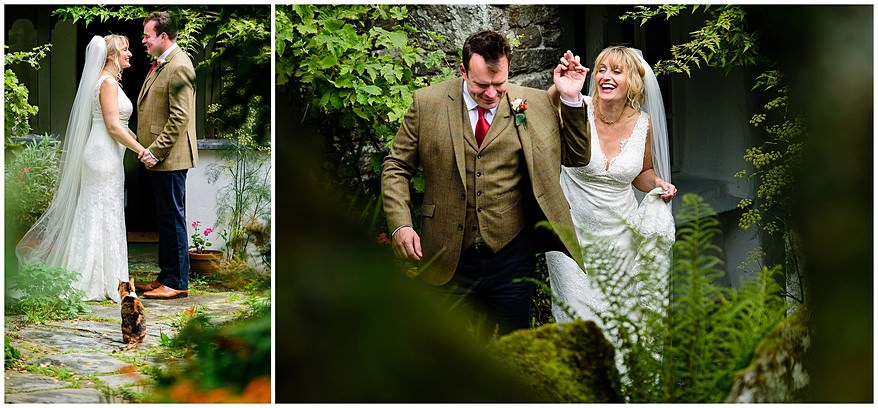 candid wedding photography for a village fete themed wedding
