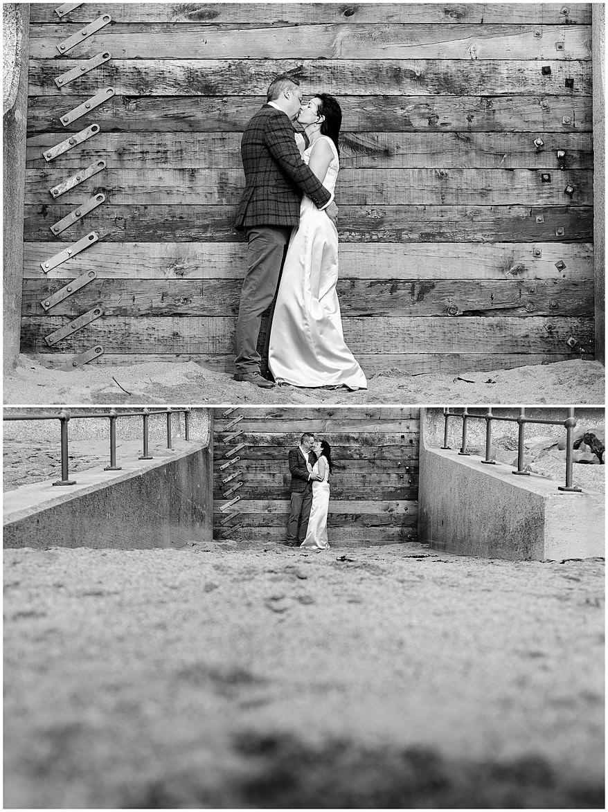 st Michael's mount wedding photographs 21 penzance registry office wedding