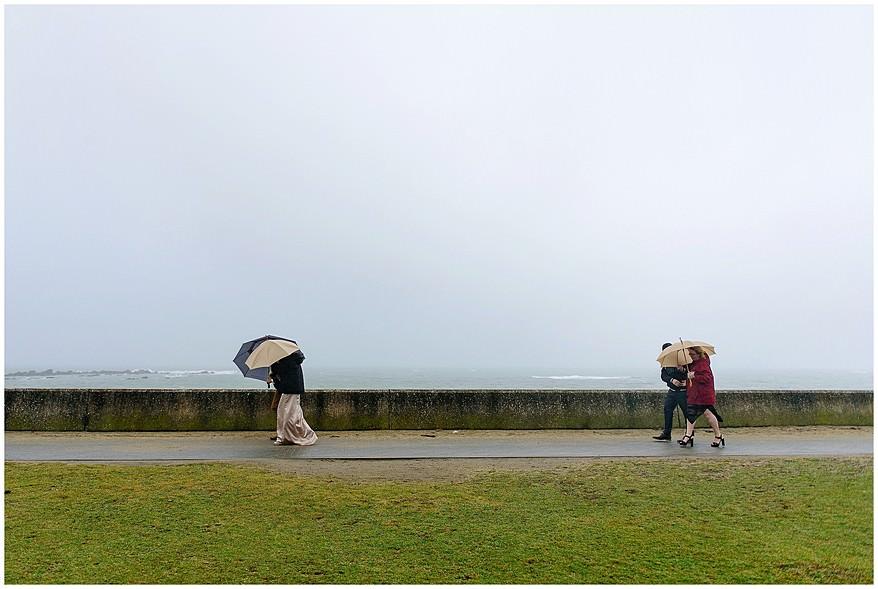 stormy cornish winter wedding