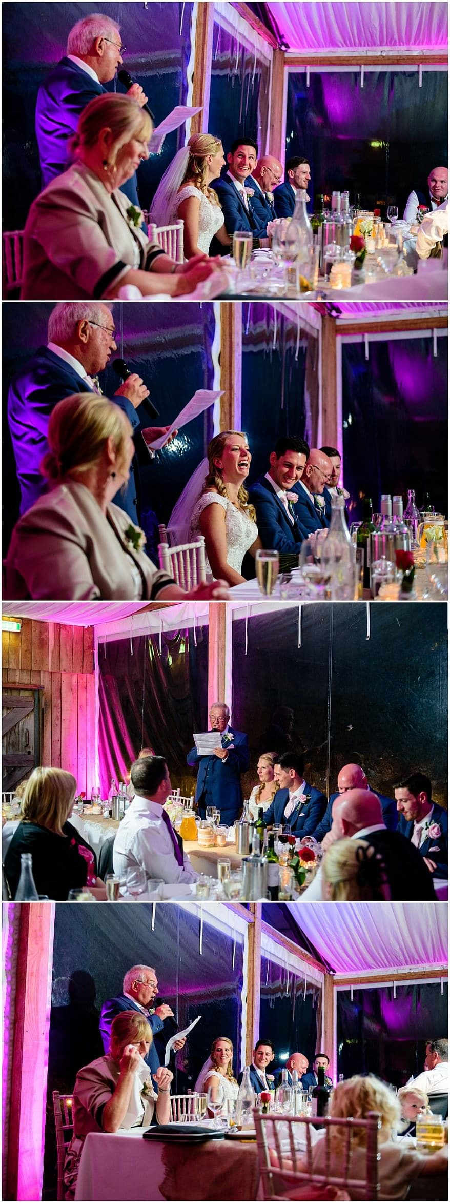 father of the bride speak at trevenna barns