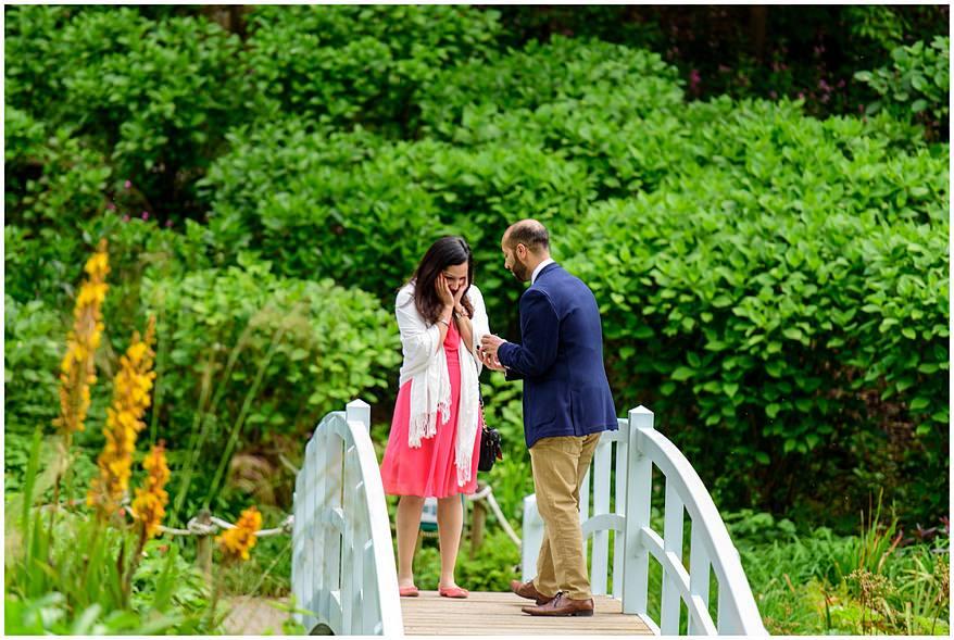 cornwall wedding proposal