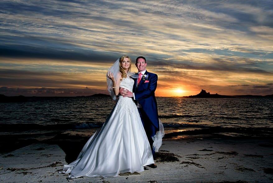 Isles of Scillys wedding 1