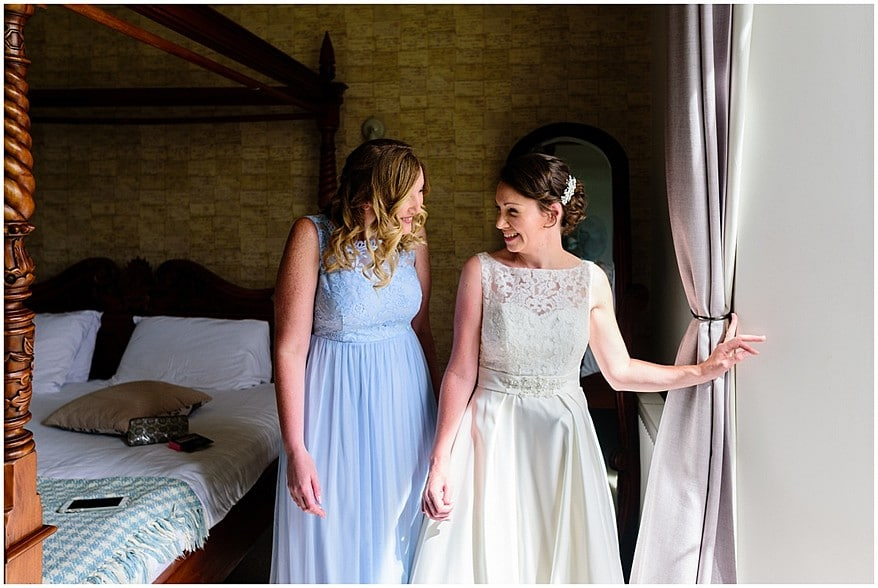 candid wedding photography at the alverton hotel in truro 14