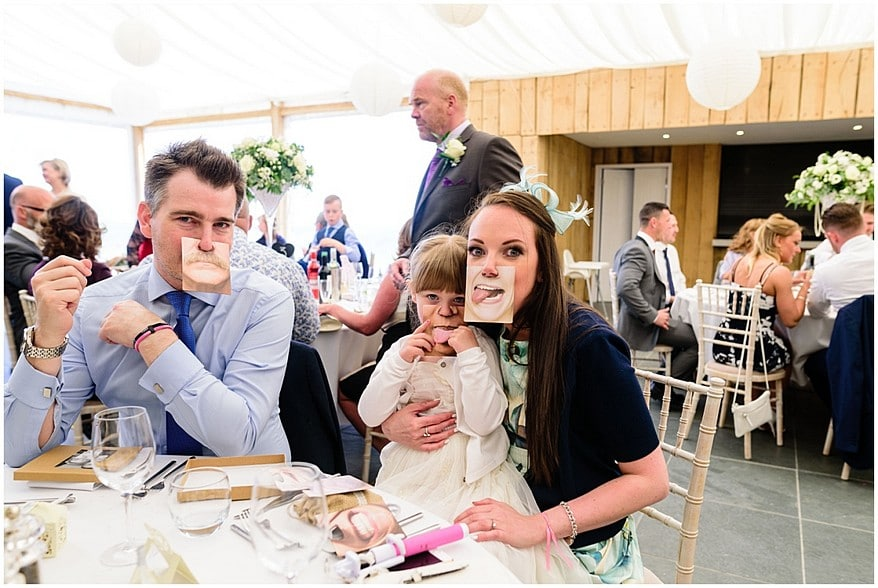 wedding guest games at trevenna barns in cornwall 41