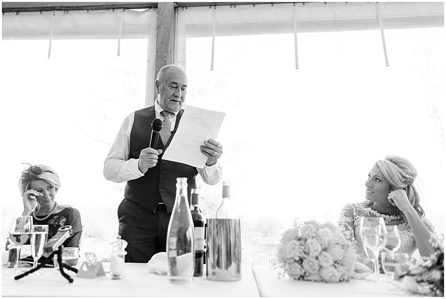 father of the bride wedding speeches at trevenna barns 44